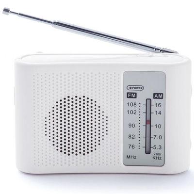 その他 【60個セット】スピーカー付きワイドFM&AMラジオ 2320230
