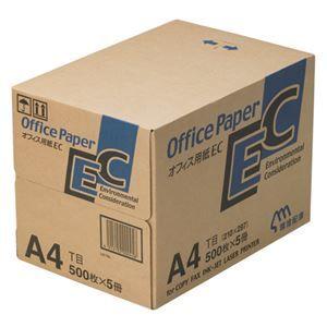 その他 (業務用セット) 日本製紙 オフィス用紙 オフィスEC A4 500枚×5冊入 【×3セット】 ds-1537211