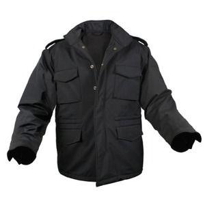 その他 ROTHCO(ロスコ) ソフトシェルタクティカル M65フィールドジャケット ROGT140980 ブラック L ds-1542749