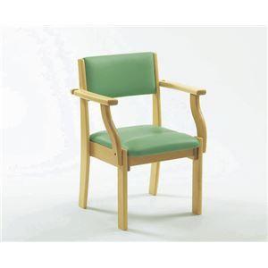 その他 ピジョン 椅子 ミールチェアML11 座面高38cmライトグリーン 201910BF ds-1546490