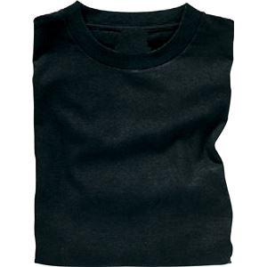 その他 (まとめ)アーテック カラーTシャツ 【Jサイズ】 綿100% 半袖 無地 ブラック(黒) 【×40セット】 ds-1563330