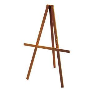 その他 (まとめ)アーテック 簡易イーゼル/画架 【1000/B2】 木製 受け台4段階調節可 コンパクト 簡単組立 【×5セット】 ds-1563526