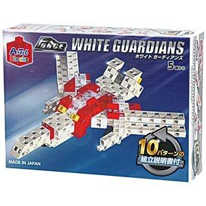 その他 (まとめ)アーテック Artecブロック/カラーブロック 【WHITE GUARDIANS】 100pcs ABS製 【×5セット】 ds-1563591