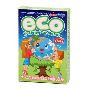 その他 (まとめ)アーテック エコロジーカードゲーム 【×40セット】 ds-1563824