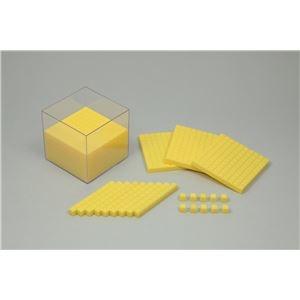 その他 (まとめ)アーテック 体積説明ブロック 【×5セット】 ds-1563942