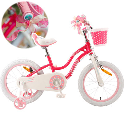 ROYALBABY STAR GIRL 16 pink (海外仕様) OTM-35991【納期目安:12/上旬入荷予定】