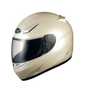 その他 フルフェイス ヘルメット FF-R3 パールホワイト M 【バイク用品】 ds-1444114