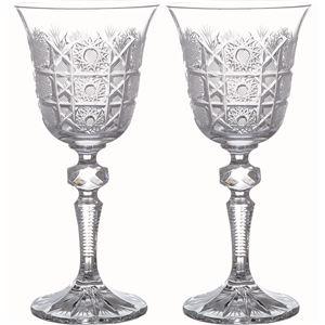その他 《ギフトラッピング対応》 【Bohemia Maia】ボヘミア マイア ワイン ≪ペア≫ 130ml MA-808 ds-1543194