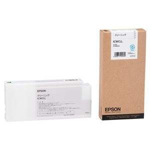 その他 (まとめ) エプソン EPSON クリーニング液 150ml ICWCLL 1個 【×3セット】 ds-1572273