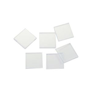 その他 (まとめ)導電性ガラス10枚 (25.4×25.4×2mm 入数:10枚【×3セット】 ds-1588540