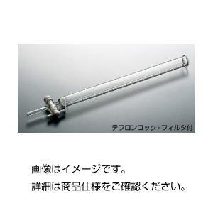 その他 クロマトグラフ管10×300mmフィルターTコック ds-1593674