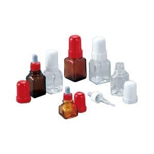 その他 スポイト瓶 S-10W10ml(24本)白 ds-1598529
