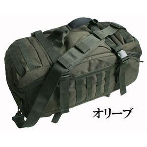 その他 米軍 防水布使用4WAYシーサック BH053YN オリーブ 【 レプリカ 】 ds-1602785