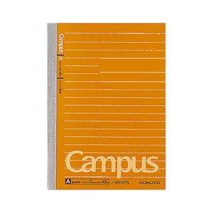その他 (まとめ) コクヨ キャンパスノート(ドット入り罫線) A6 A罫 48枚 ノ-221ATN 1セット(10冊) 【×10セット】 ds-1576402