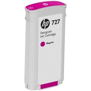 その他 (まとめ) HP727 インクカートリッジ 染料マゼンタ 130ml B3P20A 1個 【×3セット】 ds-1578441