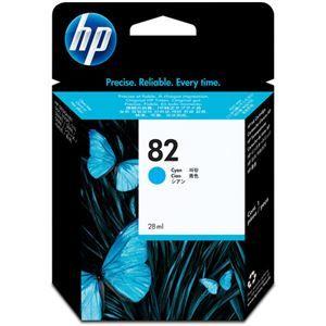 その他 (まとめ) HP82 インクカートリッジ シアン 染料系 C4911A 1個 【×3セット】 ds-1578472