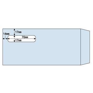 その他 (まとめ) ヒサゴ 窓つき封筒 (給与明細書用/GB1172専用) 215×100mm MF31T 1箱(1000枚) 【×2セット】 ds-1578785