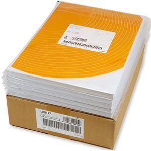 その他 (まとめ) 東洋印刷 ナナワード シートカットラベル マルチタイプ A4 12面 86.4×46.6mm 四辺余白付 LDW12PB 1箱(500シート:100シート×5冊) 【×5セット】 ds-1578823