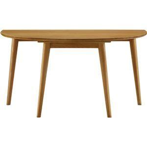 その他 ボスコプラス ルンダ ダイニングテーブル 130cm ライトブラウン DT10104F-PL800 ds-1614775