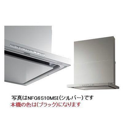 ノーリツ(NORITZ) クララ【コンロ連動有り】(60cmタイプ)(左排気タイプ) NFG6S10MBA-L