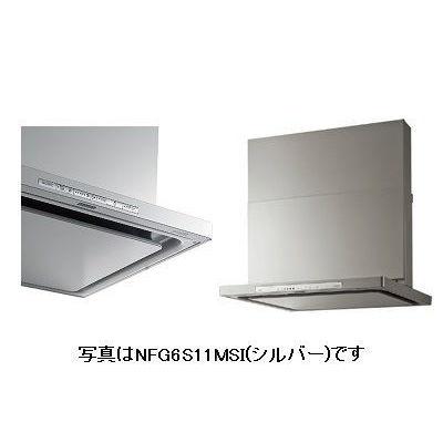 ノーリツ(NORITZ) クララタッチ【コンロ連動有り】(75cmタイプ)(右排気タイプ) NFG7S11MST-R