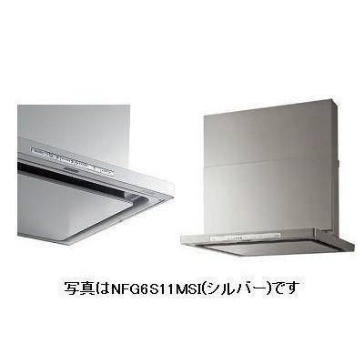ノーリツ(NORITZ) クララタッチ【コンロ連動有り】(90cmタイプ)(左排気タイプ) NFG9S11MST-L