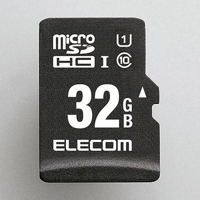 エレコム microSDHCカード/車載用/MLC/UHS-I/32GB MF-CAMR032GU11A