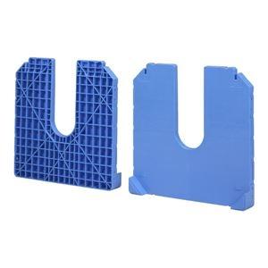その他 三甲(サンコー) フィルムロール梱包輸送機器/プラテクター 段積み可 U730B ブルー(青) ds-1647337