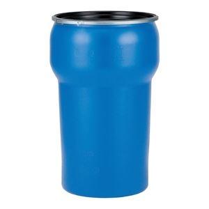 その他 三甲(サンコー) 液体輸送用プラスチックドラム 【オープンタイプ】 PDN 200L-1 ブルー(青) ds-1647586