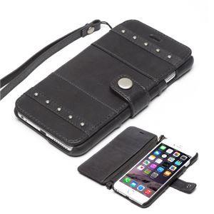 その他 iPhone6s Plus/6 Plus ケース ZENUS Bohemian M Diary(ゼヌス ボヘミアンMダイアリー)アイフォン(dark grey) ds-1648744
