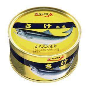 その他 さけ水煮缶 48缶 ds-1654021