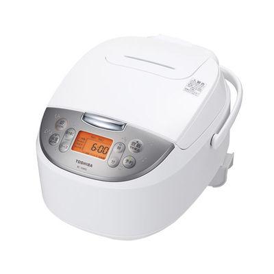 東芝 5.5合 ジャー炊飯器 RC-10MSL-W