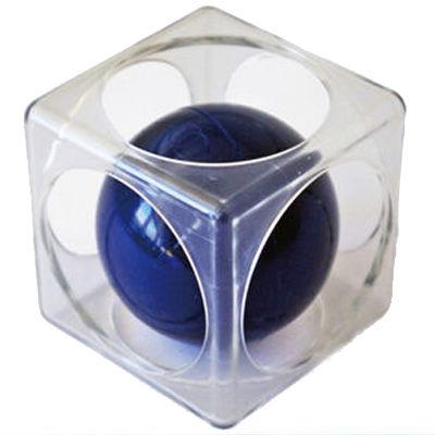 株式会社三洋 置くだけドアストッパー Door Cube 「ドアキューブ」 ブルー 【24個セット】 4985496022964