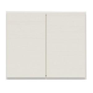 その他 上置き(ダイニングボード/レンジボード用戸棚) 幅50cm 日本製 ホワイト(白) 【完成品】【開梱設置】【代引不可】 ds-1653551