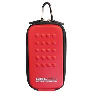 その他 (業務用10個セット) DBLTACT マルチ収納ケース(プロ向け/頑丈) DT-MSK-RE レッド ds-1671276