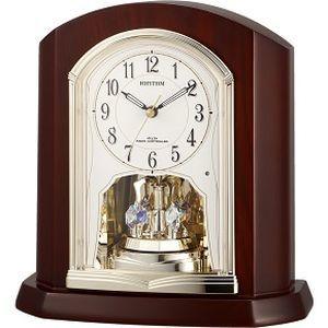 リズム時計 パルロワイエR702SR 4RY702SR06