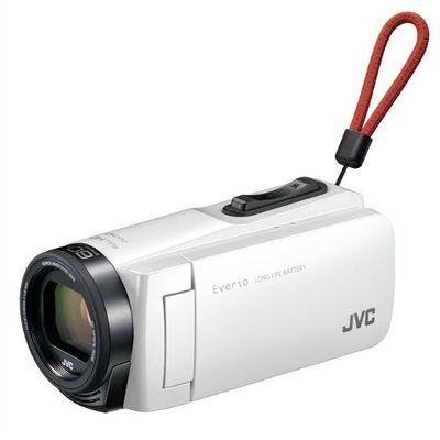 ビクター 32GB内蔵メモリー搭載ハイビジョンメモリームービー『Everio エブリオ』(ホワイト) GZ-F270-W