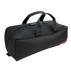 その他 (業務用20セット)DBLTACT トレジャーボックス(作業バッグ/手提げ鞄) Sサイズ 自立型/軽量 DTQ-S-BK ブラック(黒) 〔収納用具〕 ds-1702487