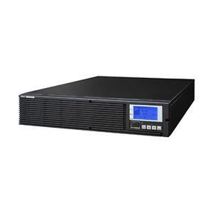 その他 オムロン 無停電電源装置(高効率常時インバータ)200V/3.0KVA/2.1KW:ラック対応(縦置可) BU3002RWL ds-1710429