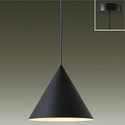 DAIKO 大光電機 LED ペンダント 黒色 cf605-BK