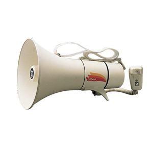 その他 ショルダー型マイク メガホン-205 ds-1717040