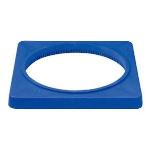 その他 (業務用10個セット)三甲(サンコー) カラーコーンベット(ウェイト/重石) 1.5kg 樹脂製 ブルー(青) 【代引不可】 ds-1719660