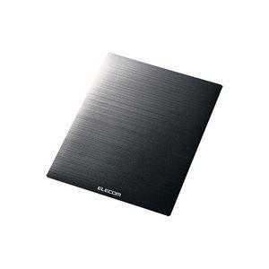 その他 (業務用50セット) エレコム ELECOM マウスパッド ノーマルサイズ黒 MP-118BK ds-1730409