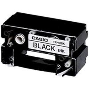 その他 (業務用70セット) カシオ CASIO CR-Rプリンターリボン TR-18BK 黒 ds-1732447