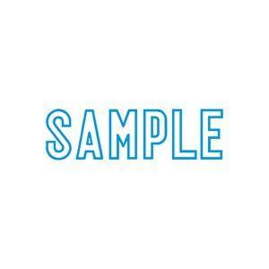 その他 (業務用50セット) シヤチハタ Xスタンパー/ビジネス用スタンプ 【SAMPLE】 藍 XBN-10023 ds-1734198