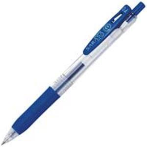 その他 (業務用500セット) ZEBRA ゼブラ ボールペン サラサクリップ 【0.4mm/青】 ゲルインク ノック式 JJS15-BL ds-1735877
