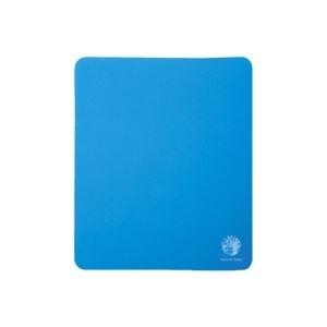 その他 (業務用100セット) サンワサプライ マウスパッド MPD-OP54BL ブルー ds-1735952
