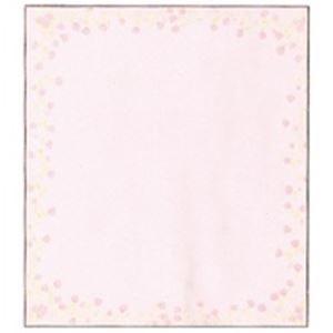 その他 (業務用200セット) ミドリ 色紙 33122006 小花柄ピンク ds-1737058