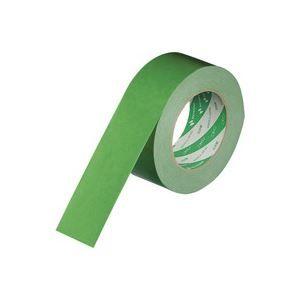 その他 (業務用100セット) ニチバン ハイクラフトテープ 320WC-50 50mm×50m 緑 ds-1737084