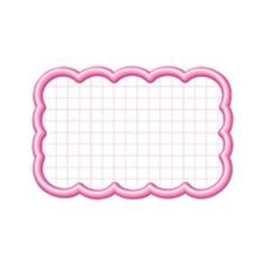 その他 (業務用100セット) タカ印 抜型カード 16-4116 雲形中 ピンク ds-1738952